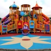 Оборудования для детских площадок