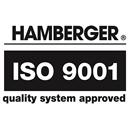 Hamberger ISO 9001 утвержденная система качества