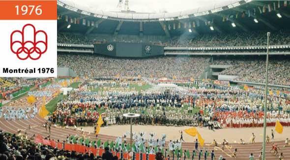 Летние Олимпийские игры 1976 Монреаль