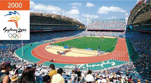 Летние Олимпийские игры 2000 Сидней