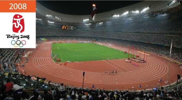 Летние Олимпийские игры 2008 Пекин