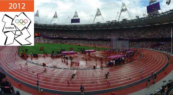 Летние Олимпийские игры 2012 Лондон
