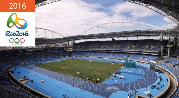 Летние Олимпийские игры 2016 Рио