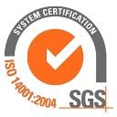 SGS ISO 14001 качество окружающей среды