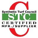 Сертифицирован Консульством Синтетической Травы США