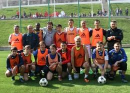 Футбольное поле в спортивном комплексе Velvet Sport Villa, ул. Ремизовка, г. Алматы