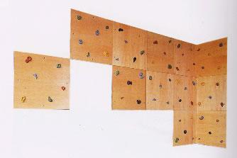 Скалодромные модули для стен: S00796