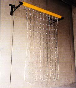 Консоль настенная с сеткой для лазания: S00802