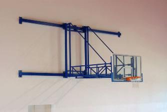 Настенный баскетбольный щит: S04064