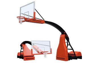 Мобильная баскетбольная стойка: S04100