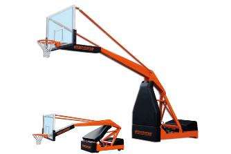 Мобильная баскетбольная стойка: S04103