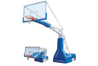 Мобильная баскетбольная стойка: S04106