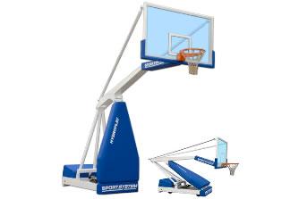 Мобильная баскетбольная стойка: S04114