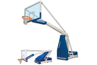Мобильная баскетбольная стойка: S04117