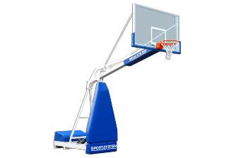 Мобильная баскетбольная стойка: S04118