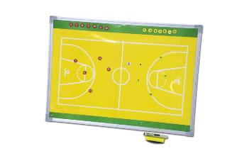 Доска тактическая для баскетбола: S04286