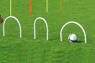 Мини-ворота для тренировок: S04502