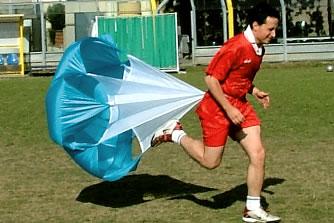 Мини-парашют тренировочный: S04554