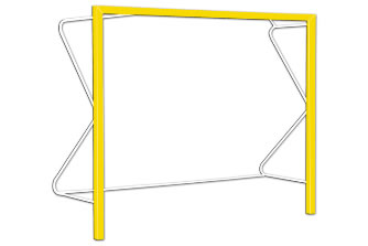 Ворота для пляжного гандбола: S05002