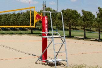 Вышка судейская для пляжного волейбола: S05068