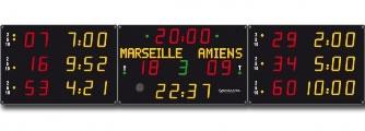 Спортивное табло для хоккея: 352 GB 9120-2