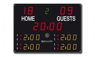 Спортивное табло для хоккея: 352 GE