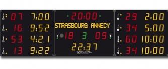 Спортивное табло для хоккея: 352 GF 9120-2