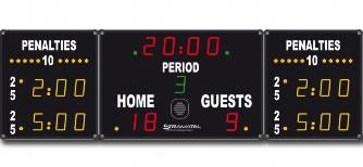 Спортивное табло для хоккея: 352 GS 9020