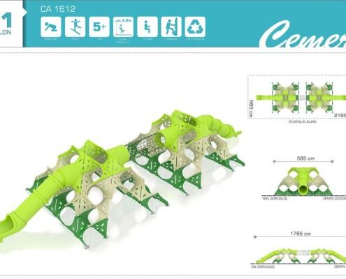 Детский дельтовидный комплекс : CA16121