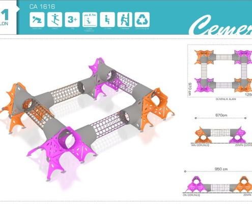 Детский дельтовидный комплекс : CA16161