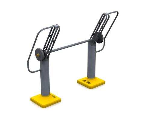 Уличный тренажер для инвалидов: CFE02