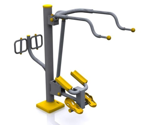 Уличный тренажер для инвалидов: CFE08