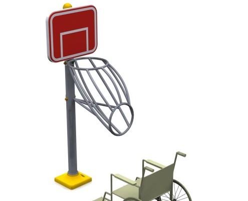 Уличный тренажер для инвалидов: CFE11