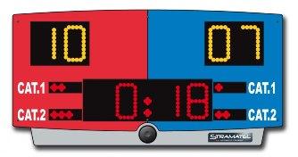 Спортивное табло для карате: K-TOP