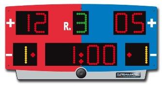 Спортивное табло для тхэквондо: TAETOP