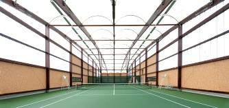 Деревоклееные спортивные сооружения