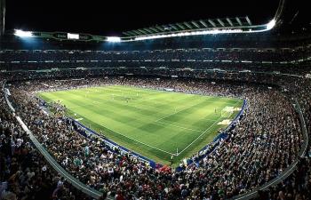 стадион Cантьяго Бернабеу