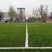 Футбольные поля в Стадионе Хан-Тенгри (КазАСТ)