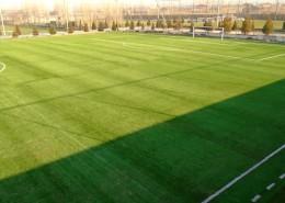 Футбольное поле на базе спортивного комплекса «БИИК»