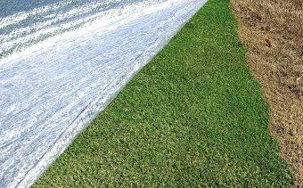 Защитные покрывала для футбольных полей Evergreen