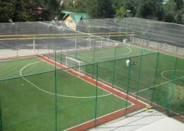 Футбольные поля в СК Triumpher