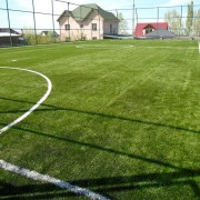 Мини-футбольное поле в селе Туздыбастау