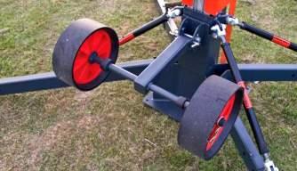 Низкопрофильные колеса
