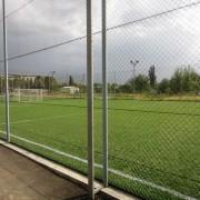 Футбольное поле в СШ №153