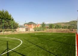 Футбольное поле в г. Талгар