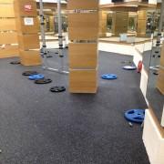 Тренажерный зал Healthy Fitness Club