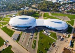 Ледовый дворец «Халык Арена»