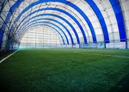 Крытое мини-футбольное поле в СК Нурдаулет