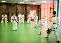 Зал для боевых искусств