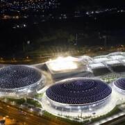 Теннисный центр в Душанбе